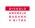 Logo Divadla Andreja Bagara v Nitre